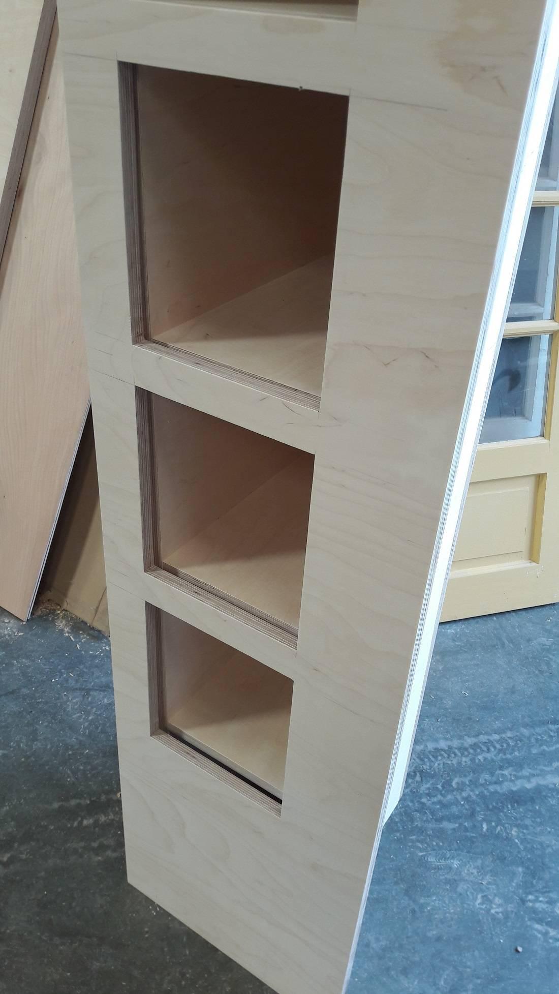 r aliser un meuble de rangement par un professionnel. Black Bedroom Furniture Sets. Home Design Ideas