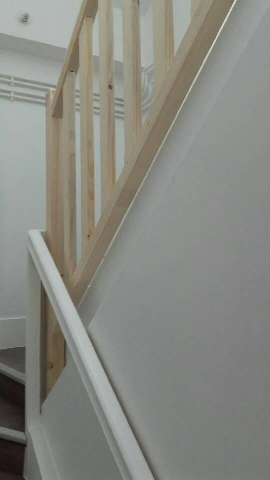 fabriquer une rampe bois par un professionnel proche montivilliers 76