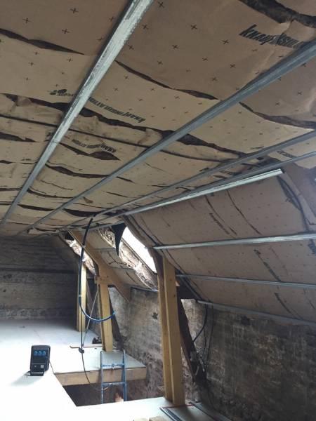 Isoler les murs int rieurs de sa maison par un professionnel proche le havre 76 peinture - Isoler sa maison par l interieur ...