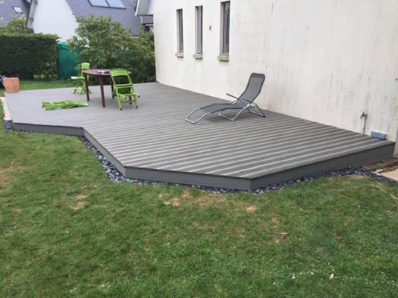 Installer Une Terrasse En Composite Par Un Artisan Proche Le Havre 76